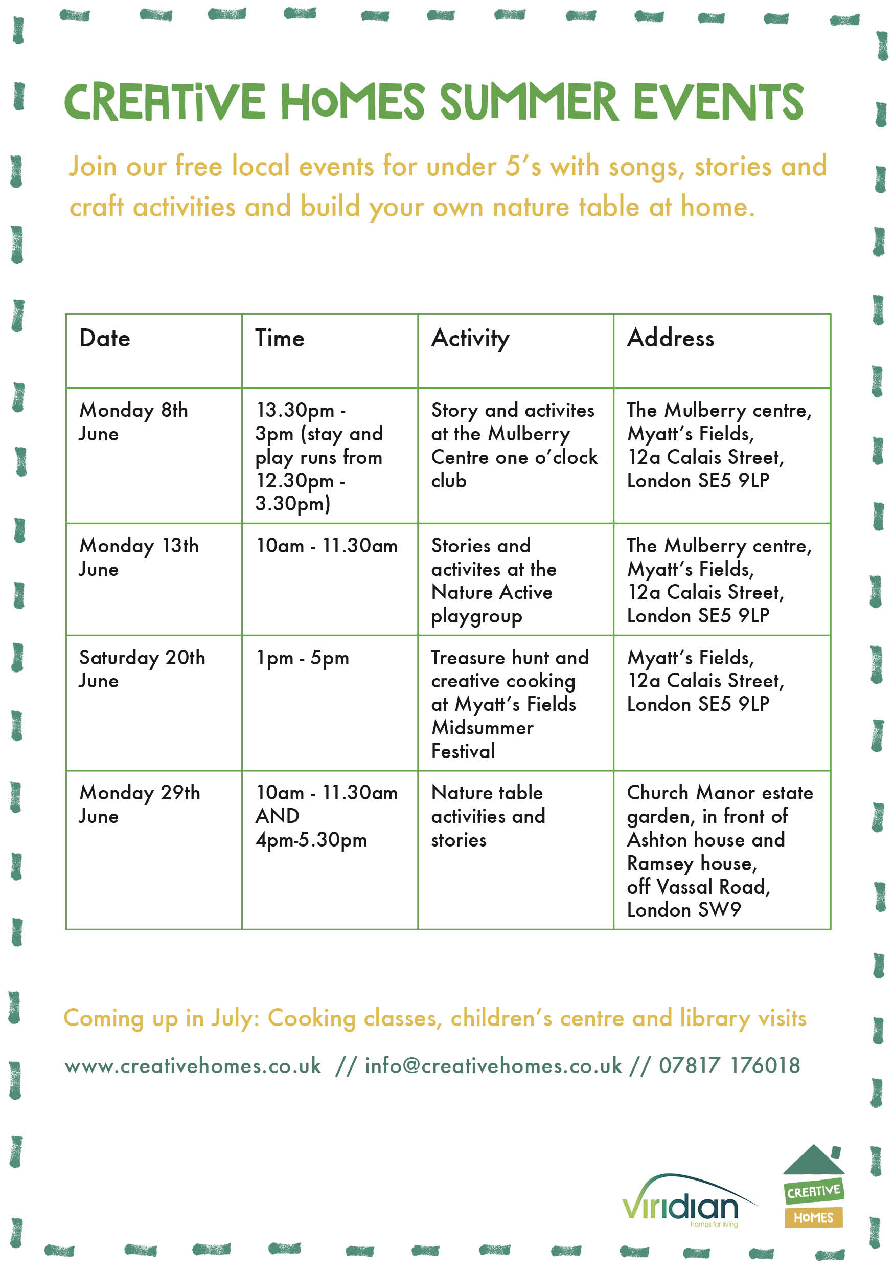 CH_hub schedule_June1