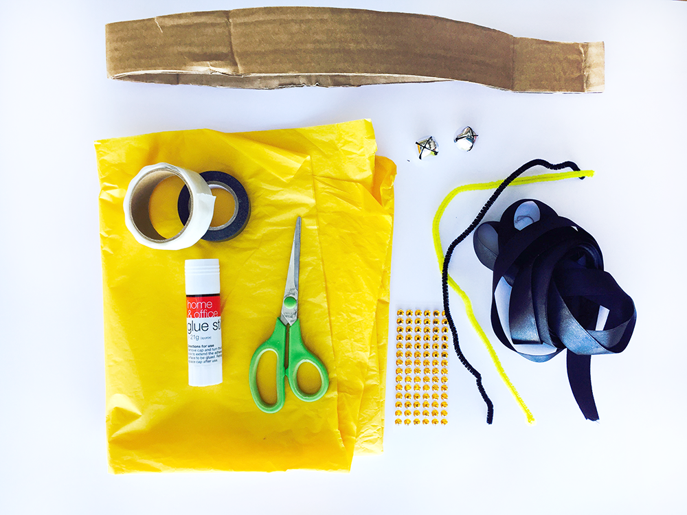 What you will need to make your Bee antenna